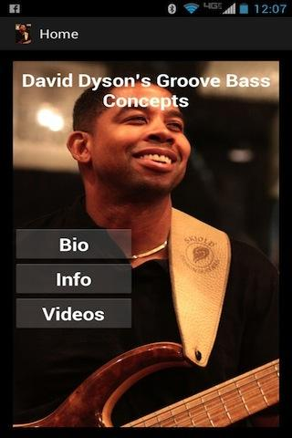 Groove Bass Concepts