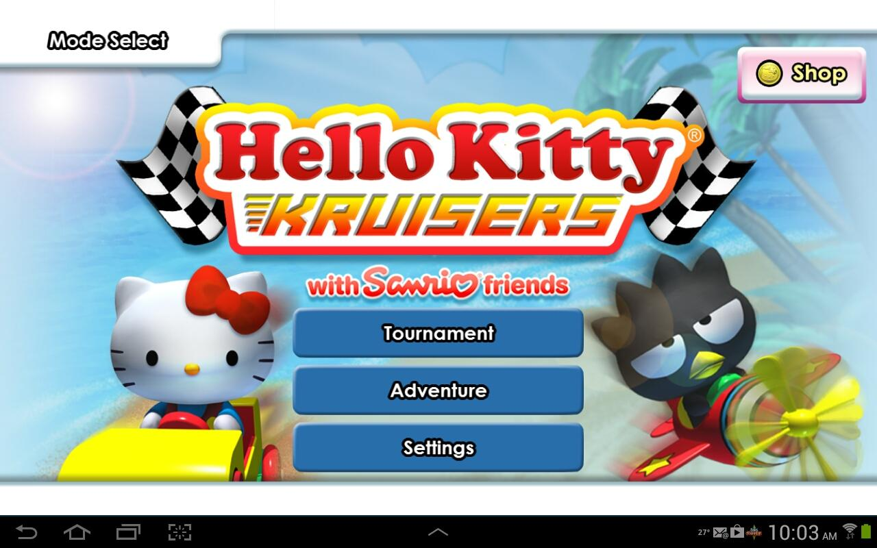 Hello Kitty® Kruisers- screenshot