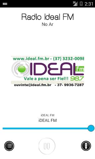 Radio ideal fm 98.7