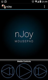 nJoy - Joystick up your device- screenshot thumbnail