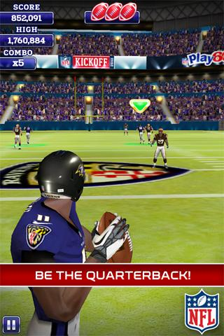 NFL Quarterback 13 - screenshot