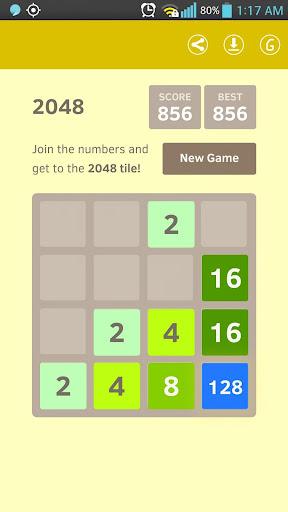 【免費解謎App】2048數字拼圖在線-APP點子