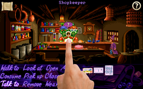 Simon the Sorcerer- screenshot thumbnail