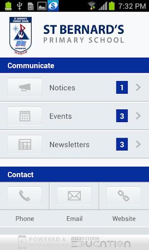 【免費教育App】St Bernard's Primary School-APP點子