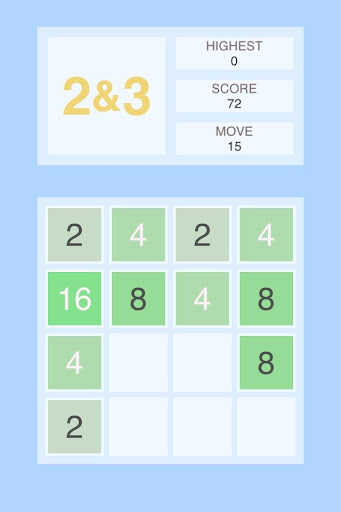 Two Three : Addictive 2048