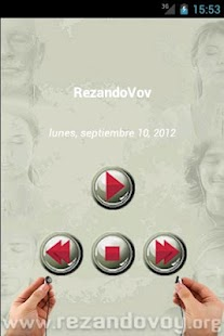 RezandoVoy- screenshot thumbnail