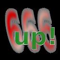 666up! logo