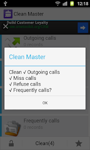 Clean Master Cleaner - screenshot thumbnail