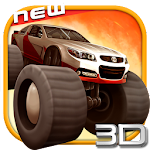 Monster Truck Driving 3D 1.0 Apk