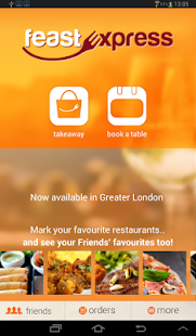 Feast Express - Order Food - screenshot thumbnail
