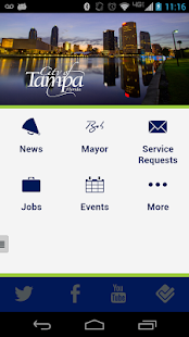 City of Tampa - screenshot thumbnail