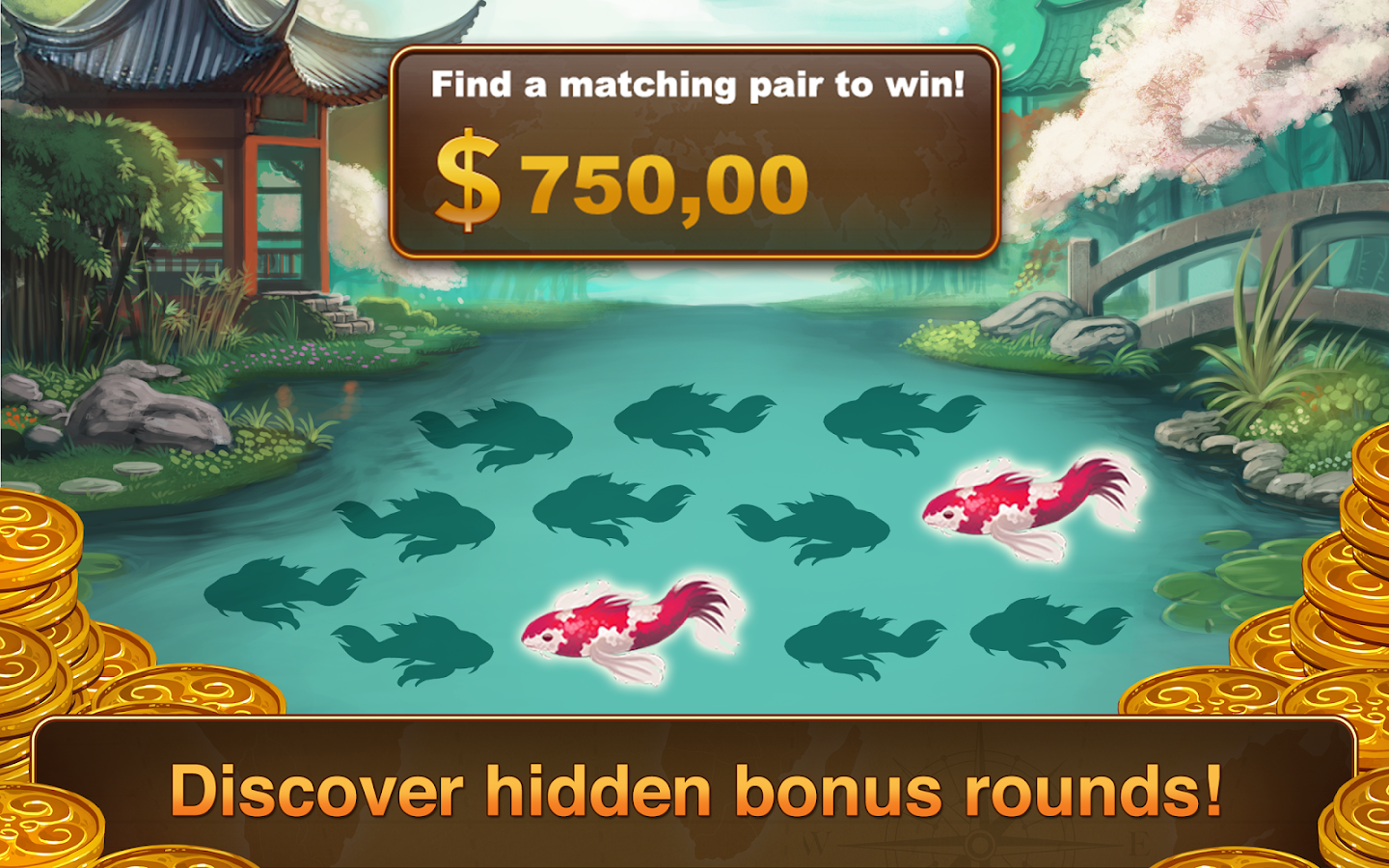 Slots Lost Treasure Slot Games - screenshot