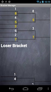 Bracket Manager- screenshot thumbnail