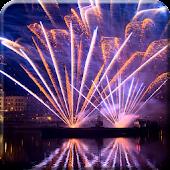 Fireworks Night Live Wallpaper