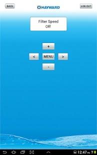 Hayward AquaConnect® - screenshot thumbnail