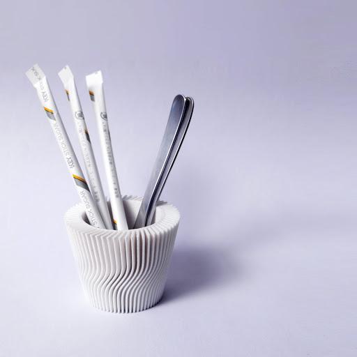 Stratum Cutlery Stand_001(white)