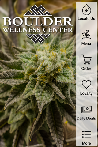 Boulder Wellness Center- screenshot