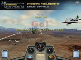 Screenshot of Breitling Reno Air Races