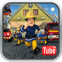 Fireman Sam Tube icon