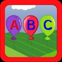 ABC-balloner icon