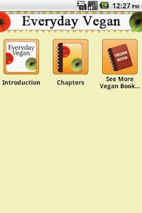 Bible of Vegan Recipes - screenshot thumbnail