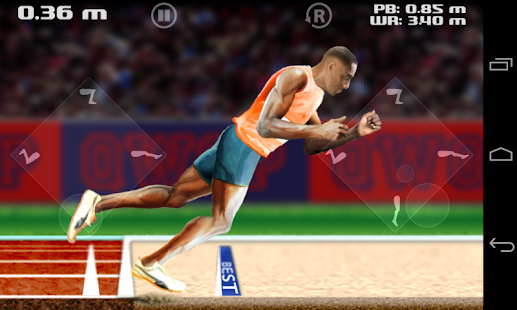 QWOP Screenshot 33