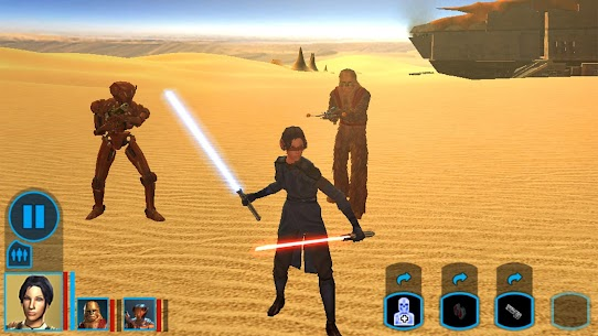 Knights of the Old Republic v1.0.6 Mod APK+OBB 9