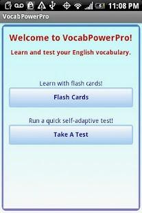 VocabPowerPro- screenshot thumbnail