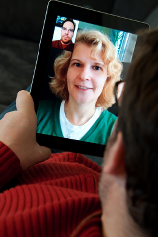 Video Call On Mobile