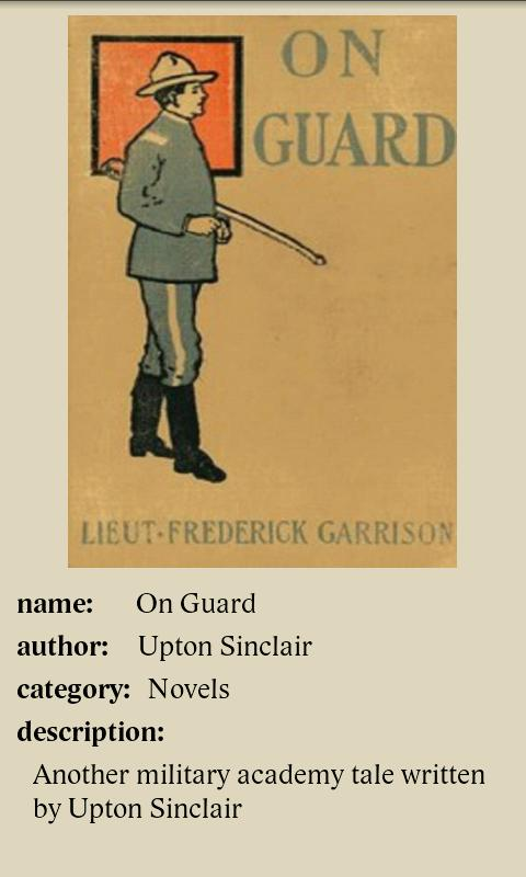 On Guard - screenshot