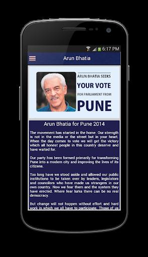Arun Bhatia