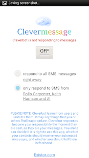 Clevermessage- screenshot thumbnail
