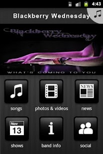 Blackberry Wednesday- screenshot thumbnail