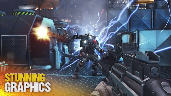 Modern Combat 5: Blackout - screenshot thumbnail