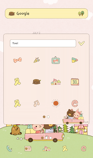 玩個人化App|sing happy drive dodol theme免費|APP試玩