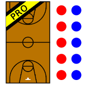 Basketball Strategy Board Pro