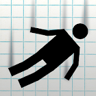 Stickman Drop icon