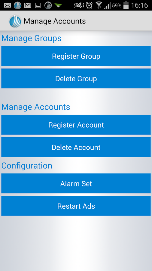 Telex Mobile - FULL- screenshot