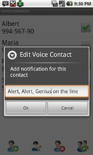 Voice Full Screen Caller ID Li - screenshot thumbnail