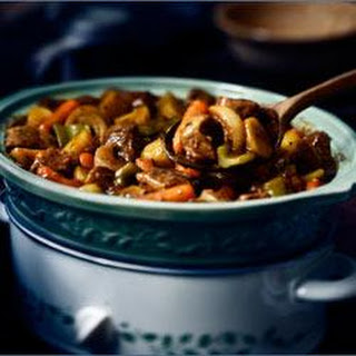 Slow Cooker Beef Stew from Campbell's.