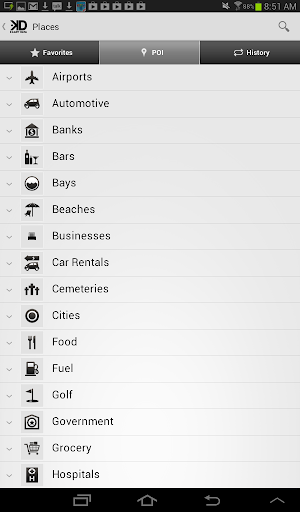 【免費旅遊App】Montserrat GPS Map-APP點子