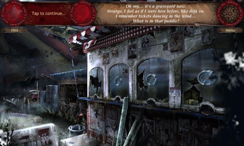 Forgotten Places: Lost Circus (Full) Screenshot 1