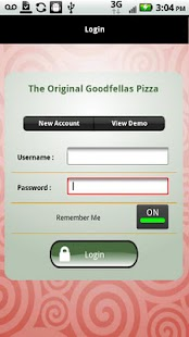 The Original Goodfella's Pizza- screenshot thumbnail