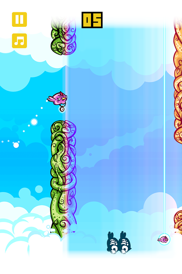 Flap In Time - screenshot