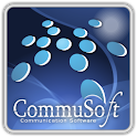 CommuSoft: Mobile logo