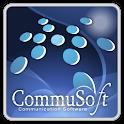 CommuSoft: Mobile logo