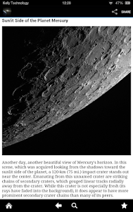 News from NASA- screenshot thumbnail