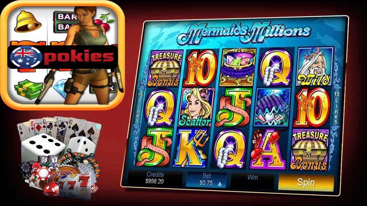 Play Adventures in Wonderland Pokies at Casino.com Australia