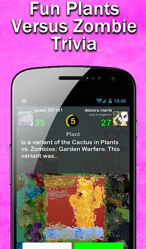 【免費益智App】Guess PVZ-APP點子