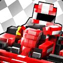 Pixel Karts GP Free icon